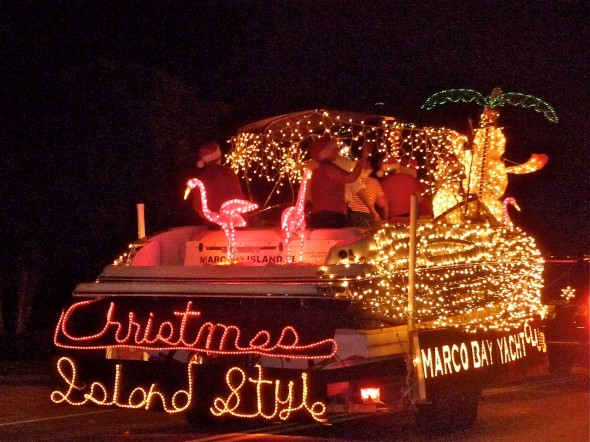 Marco Island Things to do Vacation Week Christmas