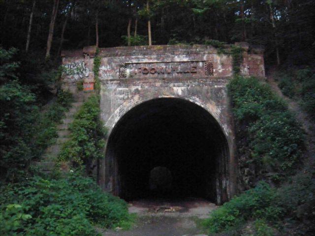 Ohio Places Haunted Tunnel of Ironton