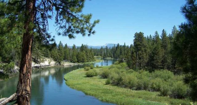 Oregon Free Camping State Parks for RV and Tenting