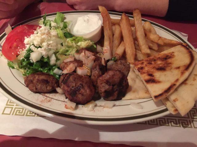 Qofte Popular Albanian Food