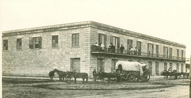 Sheraton Gunter Hotel San Antonio Haunted