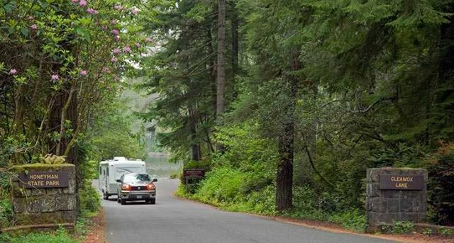 State Parks Oregon for RV and Tent Camping, OR, Eugene