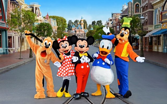 Walt Disney World Places to Visit in Orlando Florida