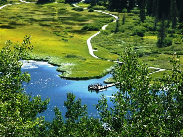 American Fork Utah Hiking Trails Silver Lake