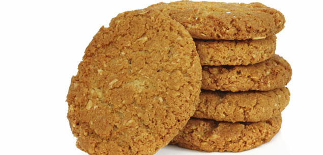 Anzac Biscuit Classic New Zealand Food