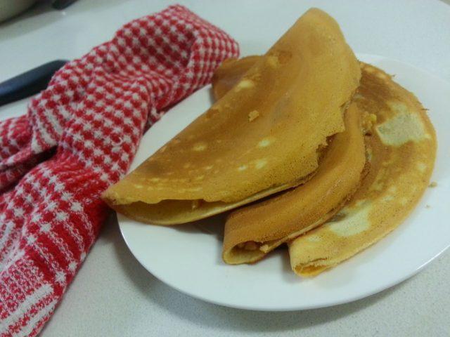 Apam Balik Malayan Foods Pancakes