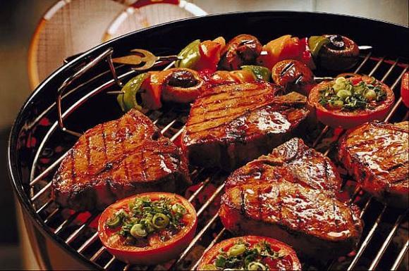 Asado Typical Uruguay Food