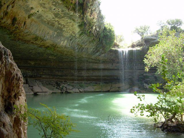 Austin Hiking Trails Barton Creek Greenbelt South Austin Texas