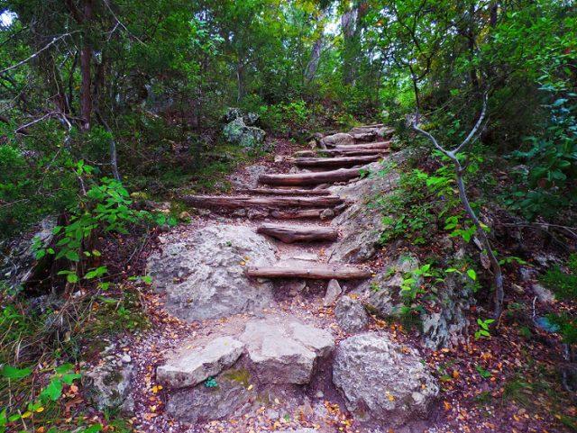 Austin Hiking Trails Hamilton Dripping Springs