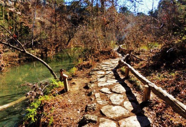 Austin Hiking Trails Hamilton Park Dripping Springs