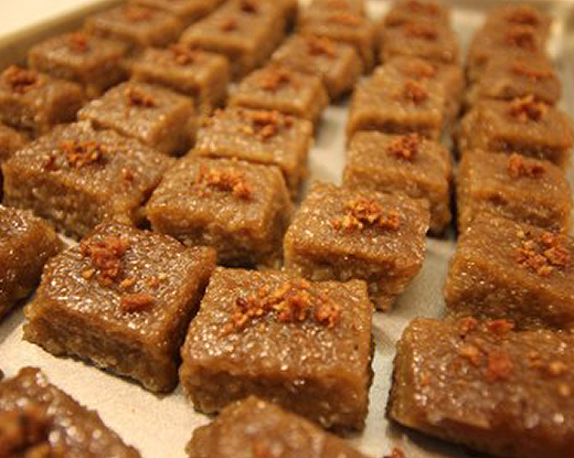 Biko Filipino Sticky Rice Dessert