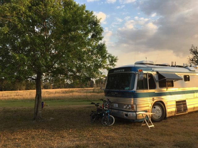 DuPuis Management Area Free RV Camping in Florida