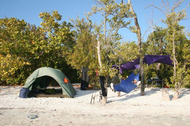 Free Camping in Florida