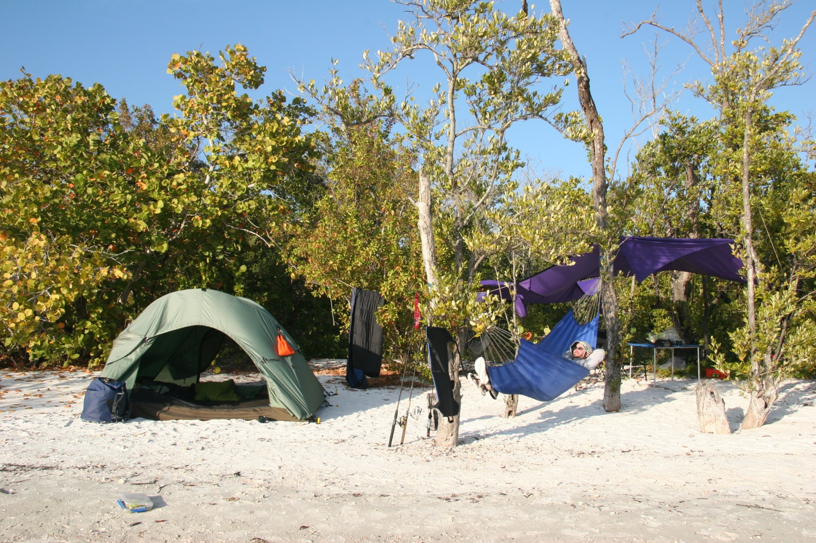 5 Free Camping Sites In Florida Flavorverse