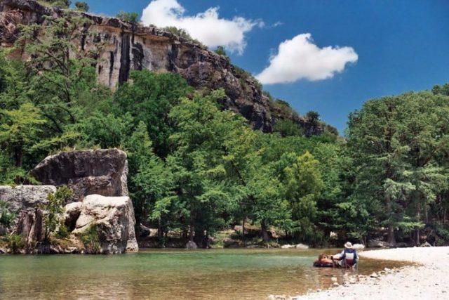 Garner State Park Austin Hiking Trails Concan Hill