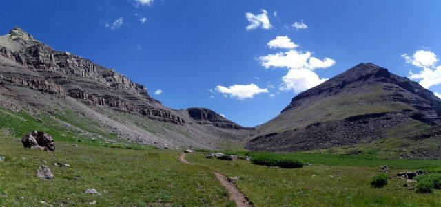 Henry's Fork King's Peak Utah Hiking Trails