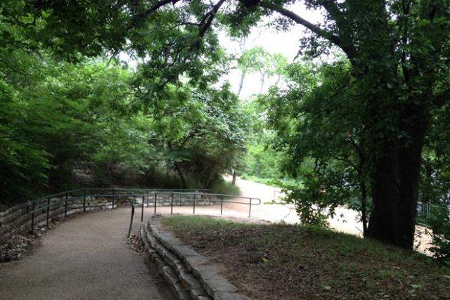 Hike Bike Trail at Lady Bird Lake Austin Trails