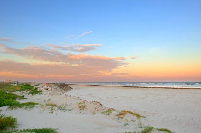 Houston Galveston East Beach Boddeker Road