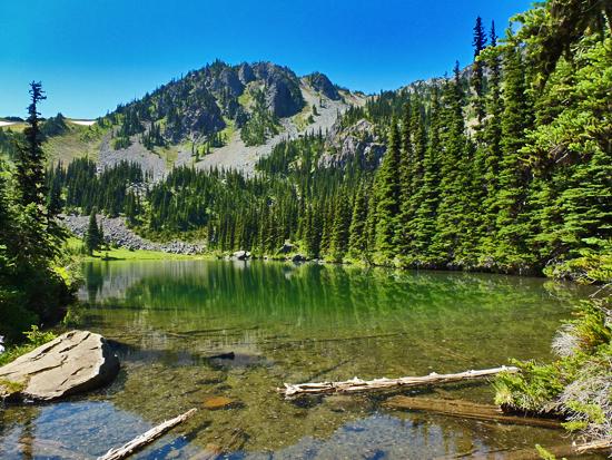 Silver Lake Utah Hiking Trails American Fork
