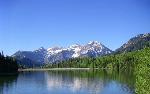 Silver Lake Utah Hiking Trails near American Fork