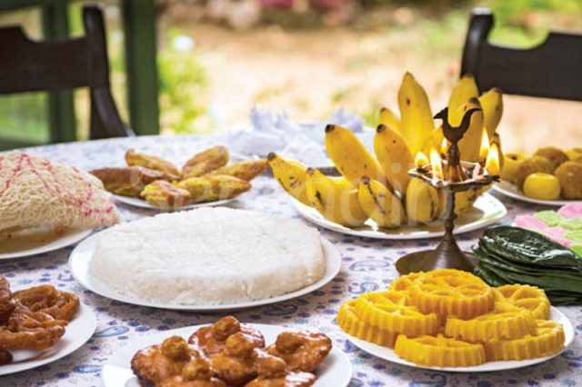 Sri Lankan Traditional New Year Food