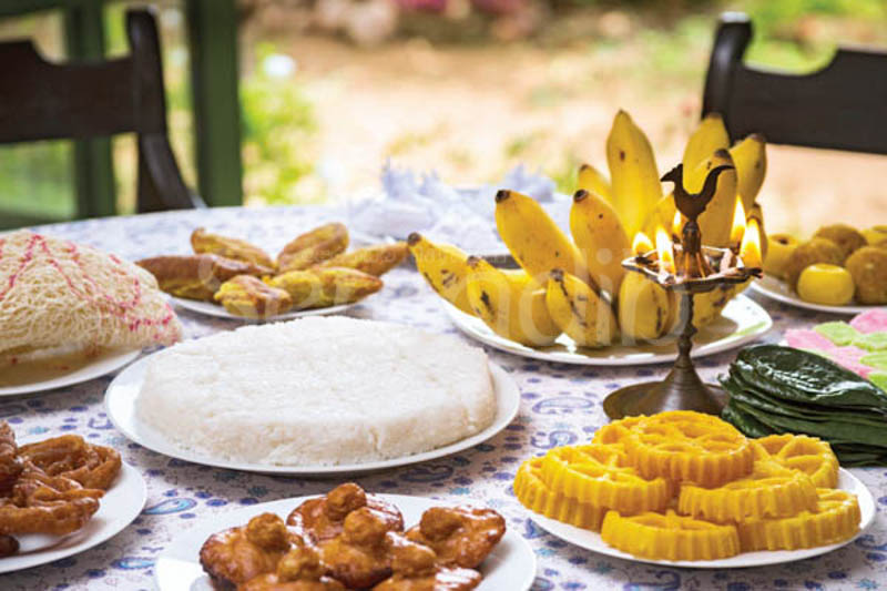 11 sri lankan food that would compel you to lick your fingers in awe 7 kiribath sri lankas traditional new year food ccuart Image collections