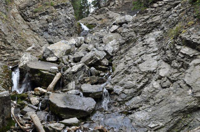 Utah Hiking Trails Donut Falls Salt Lake City