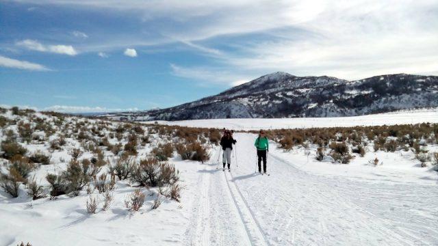 Utah Hiking Trails Round Valley Park City