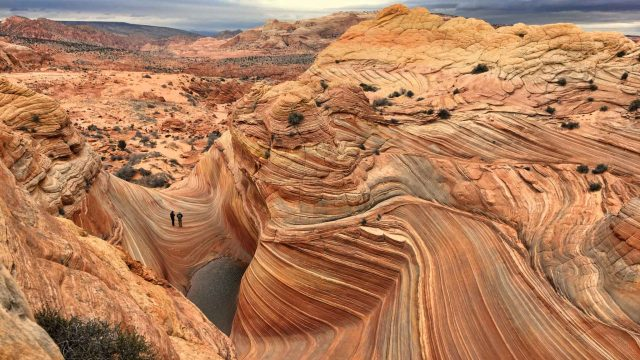 Wave Southern Utah Hiking Trails Kanab
