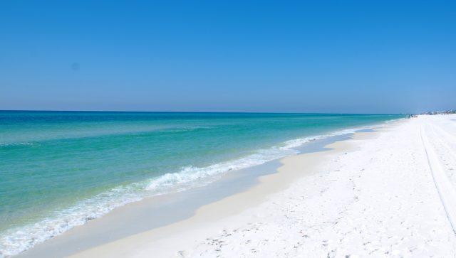 West Beach in Galveston County Houston TX