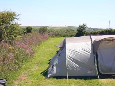 Beacon Cottage Farm St. Agnes Cornwall Cool Camping