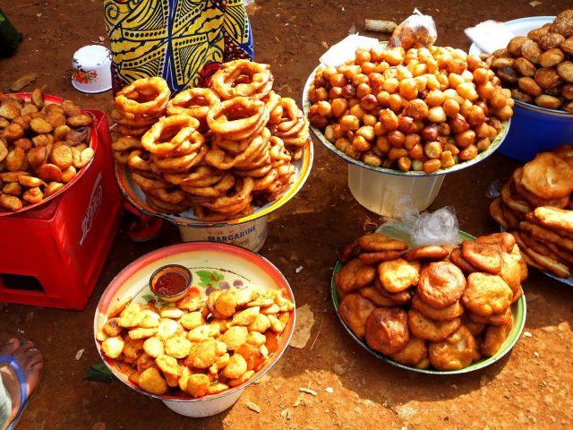 Cameroon Food