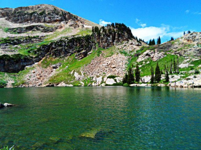 Cecret Lake Utah
