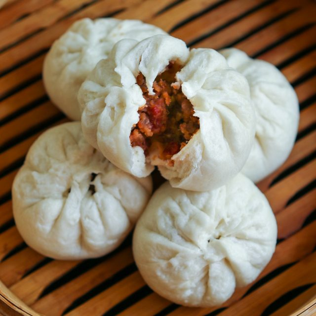 Cha Siu Bao Authentic Cantonese Food