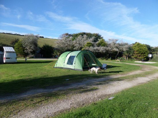 Coastal Valley Camping Sites and Crafts in Newquay Cornwall