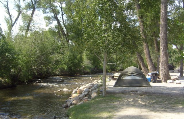 Colorado Hot Springs Chalk Creek Chaffee County