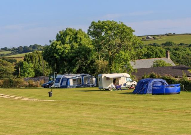 Court Farm Holidays Cool Camping in Cornwall
