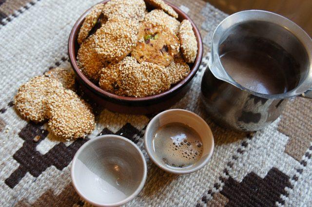 Foods Barazek Sesame Cookies for Syrian Desserts
