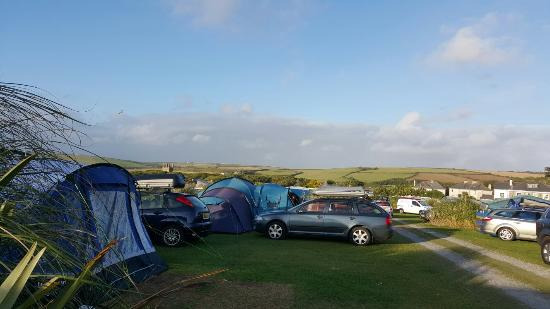 Gwithian Farm Cool Camping in Cornwall