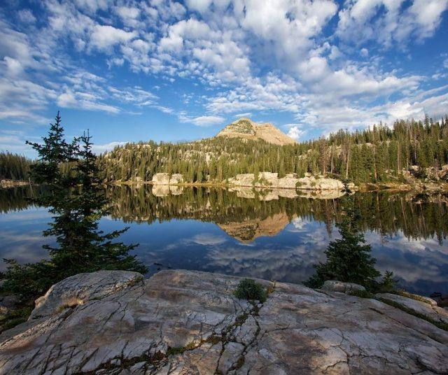 Island Lake Utah