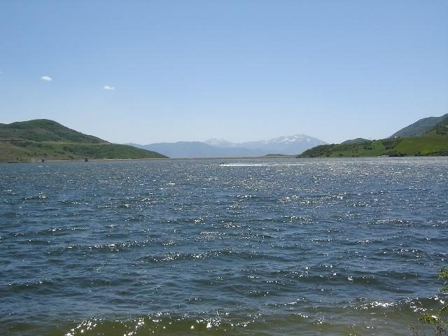 Jordanelle Reservoir Utah