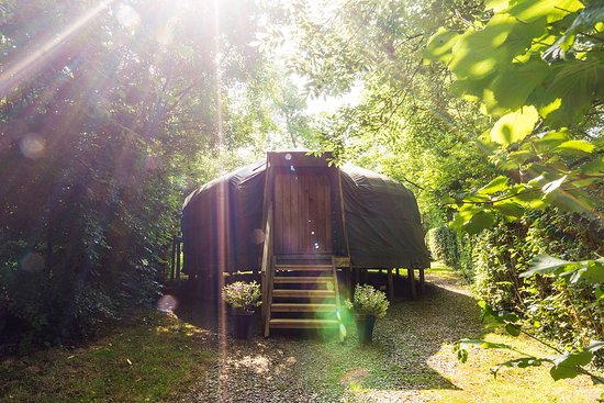 Lombard Farm Luxury Camping Cornwall