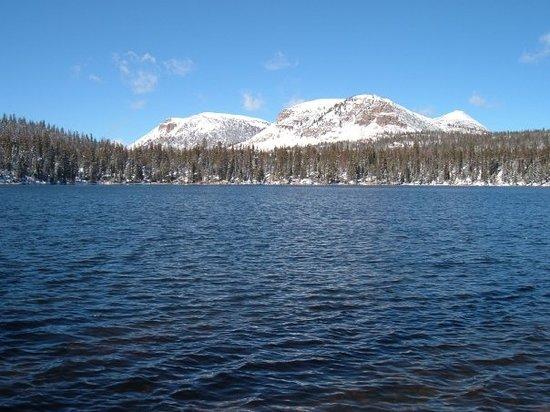 Mirror Lake Utah