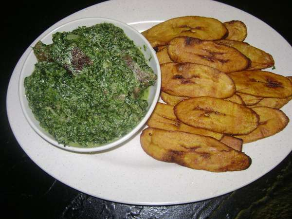 Ndole National Food of Cameroon