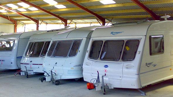 Penrose Camping Cornwall