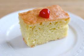 Revani Famous Samolina Greek Cake