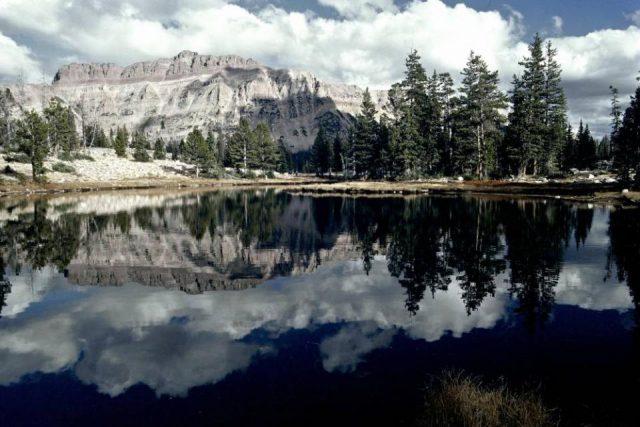 Ruth Lake Utah