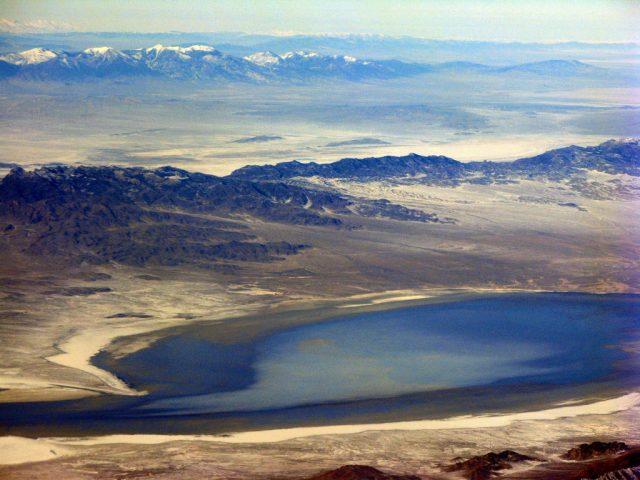 Sevier Lake Utah