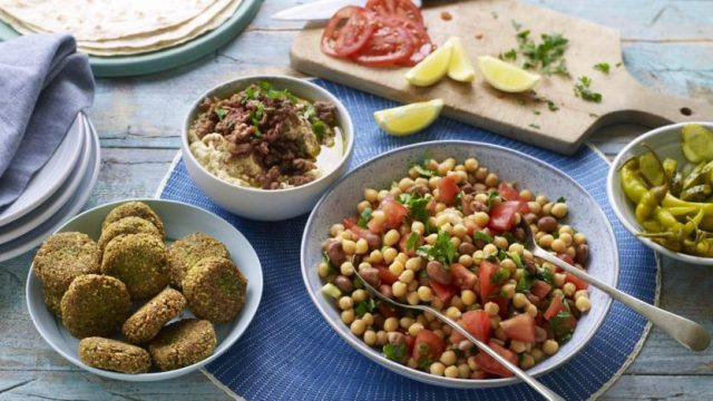 Syrian Foods