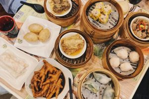 Traditional Cantonese Food